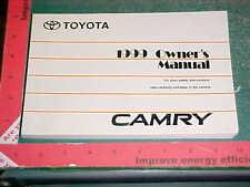 toyota camry manual ebay rh ebay ca 1999 toyota camry solara owners manual 1999 Toyota Camry Starter Location