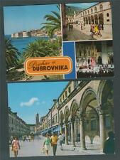 DUBROVNIKA 2 postcards  q330