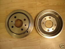 FIAT PUNTO MK1 & MK2 1.1 1.2 1993-05 2X BRAND NEW REAR BRAKE DRUMS DRUM