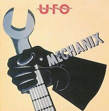 Mechanix by UFO (CD, Jan-2009, Chrysalis Records)