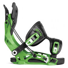 2019 FLOW NX2 Green Snowboard Bindings NEW Large (7.5-11)