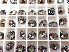 12 Crystal Twilight Swarovski Crystal Chaton Stone 1088 39ss 8mm