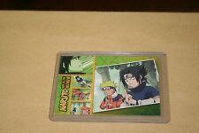 Naruto Lot of 2 promo Cards  2002  # P-i & PW-i
