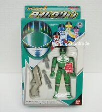 Timeranger Power Rangers Time Force Green Ranger V Weapon Chrono Sabers Figure