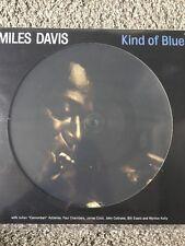 """Miles Davis """"especie de Azul Lp 'reprimidos reedición en Imagen Disco Vinilo-Nuevo"""