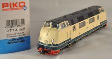 Piko 97731 Diesellok BR 220.045-9 ex DB Ferrovie Padane Italien H0 1:87 Neu DC