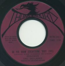 """DONOMAN Do You Know (Everything 'Bout Love)/Here Comes The Fool 7"""" 1963 EX"""