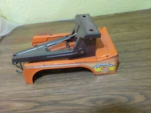vintage nylint wrecker truck bed boom for parts