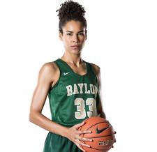 New Nike Women's M Baylor University Bears Hyperelite Basketball Jersey #33 $80