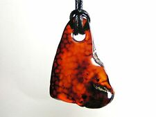 Amber Necklace, Pendant. Baltic Amber. Women Jewelry