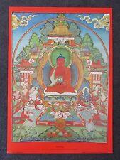 BUDDHA AMITABHA REINCARNATION PRINT