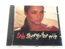 Sade Stronger Than Pride CD 1988