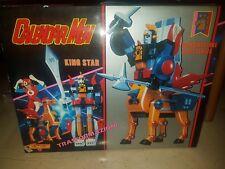 Robot calendar man ceppiratti king star vintage loose CALENDAR OTTIMO STATO