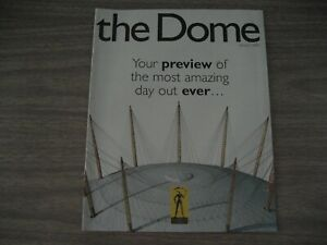 LONDON. DOME BROCHURE from 2000