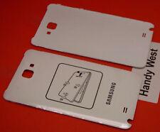 Original Samsung Galaxy Note N7000 i9220 Akkudeckel Back Cover Rückdeckel Weiß