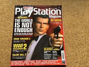 Playstation Magazine Issue 66 Christmas 2000