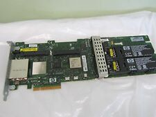 HP Smart Array P800 / 512MB Controller 398647-001 012608-002 w/ 2 Batteries