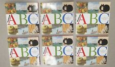 B1) LOT OF 6  Museum ABC, The (NY) Metropolitan Museum of Art (HB, DJ) pre-k, k