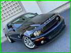 2009 Ford Mustang King of the Road 2009 FORD MUSTANG SHELBY GT500 KING OF THE ROAD, BLACK BLACK, ONLY 8K MILES!