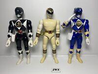 "Bundle Power Rangers Mighty Morphin 8"" Action Figures Bandai1993"