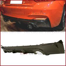 Carbon Fiber 3D Type Rear Diffuser Lip Fit 2014+ F22 F23 2-Series M-Sport Bumper