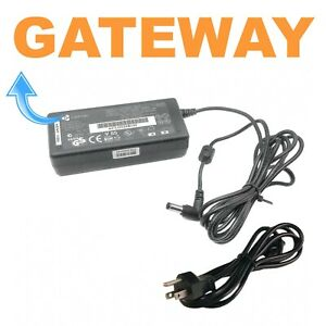 Genuine OEM Laptop Charger for Gateway Solo 3100 3150 Notebook AC Adapter w/PC
