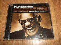 RAY CHARLES : GENIUS LOVES COMPANY - CD ALBUM EXCELLENT