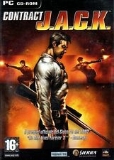 Contract J.A.C.K. PC CD-Rom