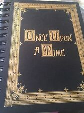 ONCE UPON A TIME ABC TV  Promo SMALL LINED JOURNAL San Diego Comic-Con ABC