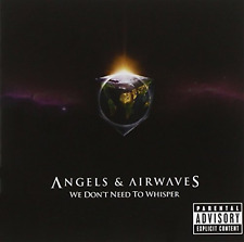 ANGELS AND AIRWAVES-WE DON`T NEED TO(EX)  CD NEW