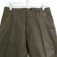 KUHL Crag Series Rebel Runner Pants Men's 32x32 Dark Khaki Brown
