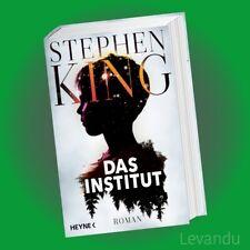 DAS INSTITUT | STEPHEN KING | Roman / Thriller (gebundene Ausgabe) - NEU