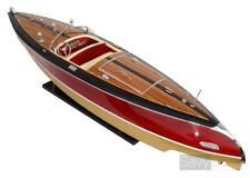 maquette riva bateau Riva STAN CRAFT TORPEDO  67cm entièrement Bois  modélisme