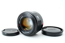 """Minolta AF 50mm F1.4 Lens For Sony Minolta A Mount """"Excellent+++"""" Free Shipping"""