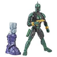 Captain Marvel Marvel Legends Genis-Vell Action Figure