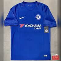 Authentic Nike Chelsea 2017/18 Home Jersey. BNWT, Size M.