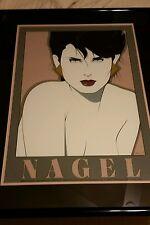 Patrick Nagel 1983 Mirage Edition Serigraph