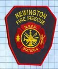 Fire Patch - Newington Fire Rescue NVFD Station 4