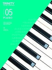 Trinity Piano 2018-2020 Grade 5 Book Only Pieces & Exercises Tcl016638
