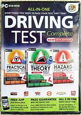 Avanquest GSP All In One Complete Driving Test PC DVD ROM 2014 Edition - Sealed
