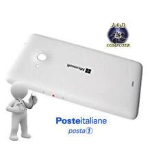 SCOCCA COVER COPRIBATTERIA Per Nokia LUMIA 535 BIANCO WHITE