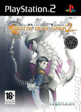 Shin Megami Tensei: Digital Devil Saga 2 (PS2) PEGI 16+ Adventure: Role Playing