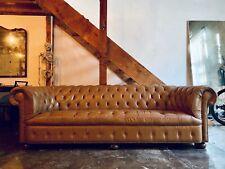 chesterfield leather sofas for sale ebay rh ebay com