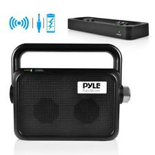 Pyle PTVSP18 Wireless TV Speaker Transmitter & Receiver - Comfort Hearing System