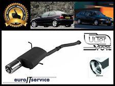 SILENCIEUX BMW E36 316i COMPACT 1994 1995 1996 1997 1998 1999 2000 Ø80.