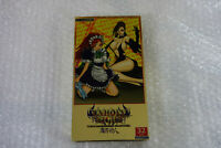 Brand New Unholy Night The Darkness Hunter Nintendo Super Famicom Japan