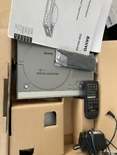 Sanyo DSB-WS1000 World Space Digital Receiver In Box with remote and accessories
