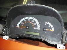 FIAT PUNTO Mk2 1.2 8v 99-03 Strumento Cluster Speedo ecc.