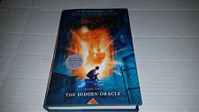 The Hidden Oracle by Rick Riordan (2016) SIGNED 1st/1st Barnes & Noble Exclusive