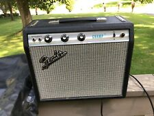 Xtra Nice 1971 Fender Champ Tube Amp Amplifier AA764 Champ-Amp